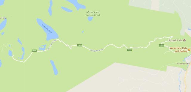 Lake Dobson Road